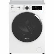 Masina de spalat rufe Beko WTE9744N, 9 kg, 1400 RPM, Clasa A+++, AquaTech SteamCure , ADDGarment, Motor ProSmart Inverter, Alb