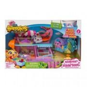 Set de joaca Zuru Hamster cu supermarket sine si accesorii