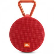 Блутут Колонка JBL Clip 2 Червен, Bluetooth, 3.5 mm jack, JBL-CLIP2-RED