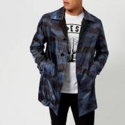 Diesel Men's Jero Reversible Jacket - Peacock Blue - L - Blue