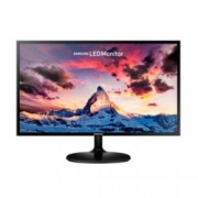 "Монитор Samsung S24F350F (LS24F350FHUXEN), 23.5"" (59.69 cm) PLS панел, Full HD, 4 ms, 200cd/m2, HDMI, VGA"