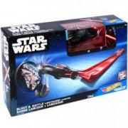 Lansator cu pista Hot Wheels Star Wars Kylo Ren