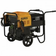 Klutch 7500K Welder Generator with Kohler Engine and Wheel Kit - 170 Amp DC, 6,000 Watt AC Power