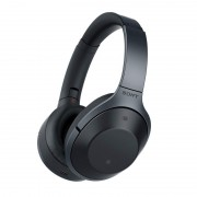 Sony MDR-1000X Wireless Digital Noise Cancellation Headphones (Black)