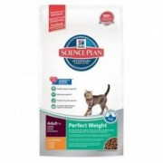 Hill S Science plan feline adult perfect weight mangime secco pollo 1,5 kg