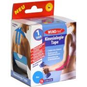 Wundmed Kinesio Tape 5cmx5m kék