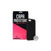 Capa Protetora Preta Para Apple Iphone 5 E 5s - Underbody