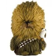 "Star Wars: The Last Jedi, 24"" Talking Chewbacca & 6"" Porg Plush Toy [Amazon Exclusive]"
