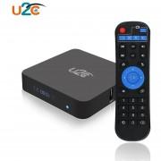 Negro U2C Z - TURBO TV Caja Android 7.1 Soporte 2.4 / 5.8GHz (Eu Plug 3gb Ram 16gb Rom)