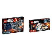 Lego Star Wars The Phantom 75170 and StarScavenger 75147 Bundle