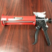 Newborn 380 Co-Axial Manual Epoxy Applicator, Fits 380 ml Cartridge, 18:1 Thrust Ratio, 10:1 Mix Ratio