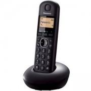 Безжичен DECT телефон Panasonic KX-TGB210FXB, Черен, 1015125