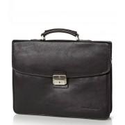 Castelijn & Beerens Handtas Verona Laptop Bag 13.3 inch Zwart