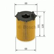 Bosch Filter, Motoröl, F 026 407 011