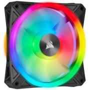Вентилатор за кутия Corsair iCUE QL120 RGB Individually Addressable RGB LED, PWM control, 120mm Fan, Single Pack, CO-9050097-WW