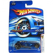 Mattel Hot Wheels 2006 First Editions 1:64 Scale Blue Pharodox Die Cast Car #010