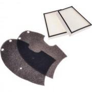 HEPA filtr do vysavače DAEWOO RCC 167 R výstupní