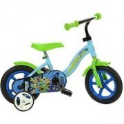 Детско колело - Костенурките Нинджа - 12 инча, Dino Bikes, 120117558