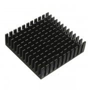 Aluminum 4pcs 40 x 40 x 11mm Aluminum Heat Sink Heatsink Cooling For Chip IC LED Transistor