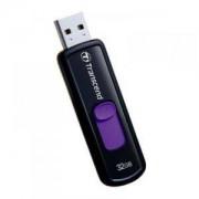 Transcend 32GB JETFLASH 500 (Purple) - TS32GJF500