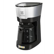 Electrolux Creative Kaffebryggare Rostfritt Stål/Svart