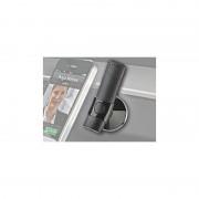 Callstel Freisprecher & MP3-Streamer mit Bluetooth für Autoradios, AUX, Akku