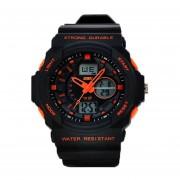 Louiwill Relojes Deportivos Al Aire Libre Militar Para Hombre (naranja)