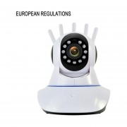 Wifi 720P 1080P Seguridad Pan-Tilt De La Cámara Ip Inalámbrica Por Inf