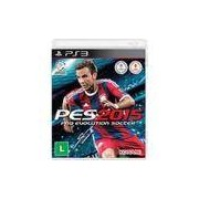 Game Pro Evolution Soccer 2015 - PS3
