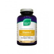 Health First Vitamin E 400 IU 180 db