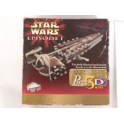 Puzz 3 D Mini: Star Wars Episode I: Sith Infiltrator