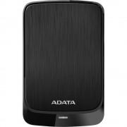 "ADATA HV320 Slim HDD Extern 1TB Shock Sensor 2.5"" USB 3.1 Negru"