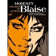 Modesty Blaise: The Children of Lucifer