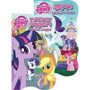 Bendon 42528-Amzb My Little Pony Cuaderno de pizarrón (48 Piezas), Varios Colores