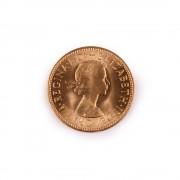 Bani de pe mapamond nr.51 - 1/2 PENNY MAREA BRITANIE - 1 SUCRE ECUADOR