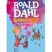 George's Marvellous Medicine (Colour Edn), Paperback/Roald Dahl