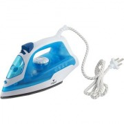 FRENDZ Steam Iron 1250W (Blue+White)