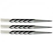 Steeldart Spitzen - Tribal Weapon Steel Points 35mm