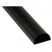 DQT Kabelgoot Aluminium Zwart