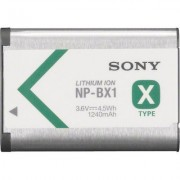 Sony NPBX1 Lithium Ion Rechargeable Battery for Select Sony Cameras