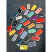 Husa iPhone 6s Plus / 6 Plus Silicon Albastru Inchis