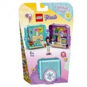 Конструктор Лего Френдс - Летният куб за игра на Emma - LEGO Friends, 41414