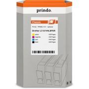 Prindo zestaw czarny / cyan / magenta / zólty oryginał PRSBLC121