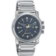 Fastrack Analog Black Dial Men's Watch - 3039SM02