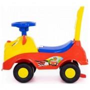 Masinuta Teddy 2 in 1 , fara pedale , 56x27,5x30 cm , Polesie , Robentoys