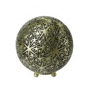 Bronzen Bol Urn (6,0 liter, geschikt als duo-urn)