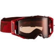 Leatt Velocity 6.5 Motocross Goggles Red One Size