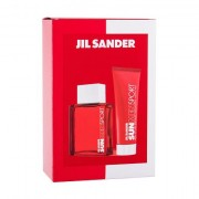 Jil Sander Sun Men Sport confezione regalo eau de toilette 75 ml + doccia gel 75 ml uomo