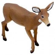 Mojo White Tailed Deer Doe Toy Figure