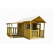 Dětský zahradní domek SOFIE s garáží